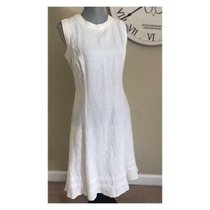 NWT MALVIN HAMBURG-GERMANY Linen Dress